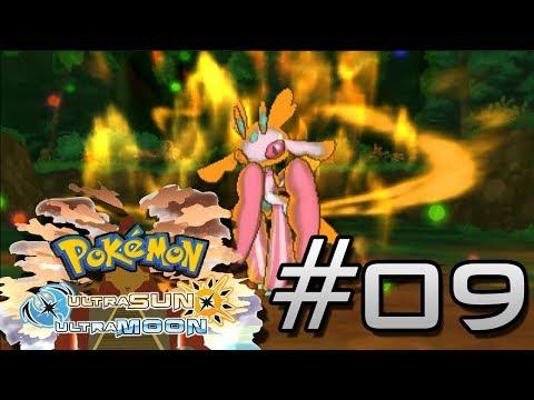 Pokemon Ultra Sun & Ultra Moon: Totem Lurantis - Walkthrough Part 9