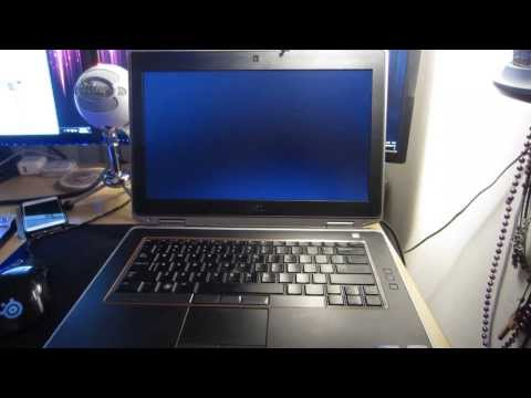 Windows 7 After Hibernate Problem on Dell Latitude E6420