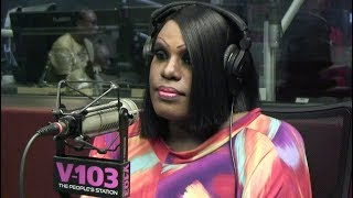 """Miss Sophia Is Back, And Gives Her Take On Malik Yoba """"Coming Out!"""""""