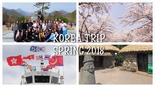 Download KOREA TRAVEL VLOG || SPRING 2018 Video