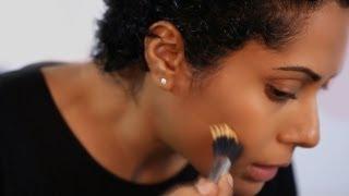 Makeup Tricks - Concealer Used As Foundation - Glamrs