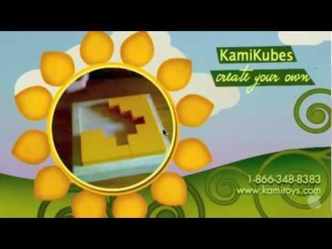 Kamikubes Building Blocks