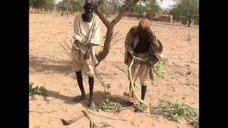 Smelting Iron in Africa