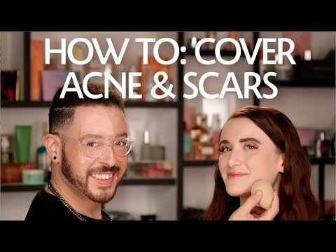 How To: Cover Acne & Scars | Sephora