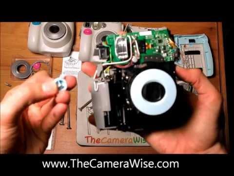 Singapore Instax Camera Repair Shop