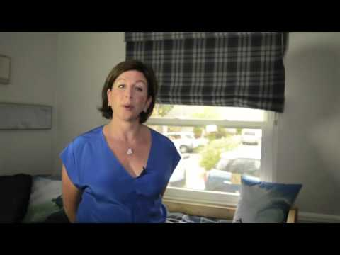 Andrea testimonial C for Sylvans and Phillips drapes and blinds