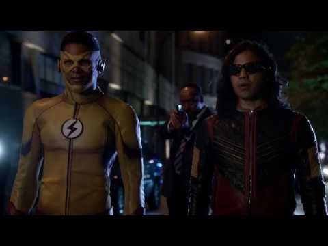 The Flash Season 4 Preview (Comic Con 2017)