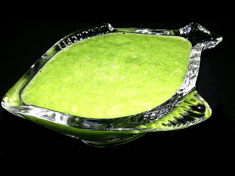 Special Fish Green Chatney Recipe By Rubina Asif