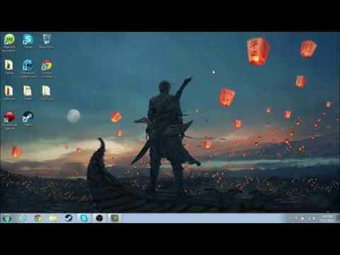 How to make Any Game Windowed/Full-screen - Without a Program - Tutorial -