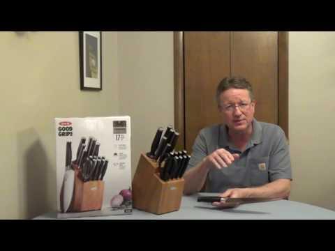 Kitchen Knife Set - Oxo Good Grips