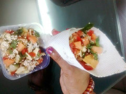 Bhel Puri For Vrat -Zero Oil in hindi /Falari chaat bhelpuri/स्पेशल भेलपुरी/ bhel recipe in - Hindi