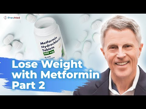 How to lose weight with Metformin: Pt2: PCOS, non diabetics: Expectations - lifestyle/diet, science