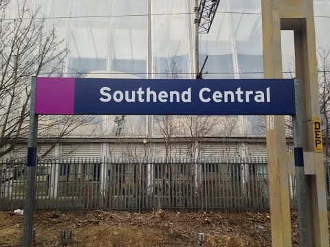 Full Journey on c2c (Class 357) from London Fenchurch Street to Southend Central (via Ockendon)
