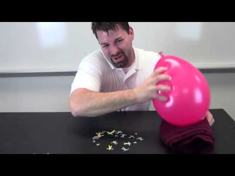Static Electricity and the Balloon