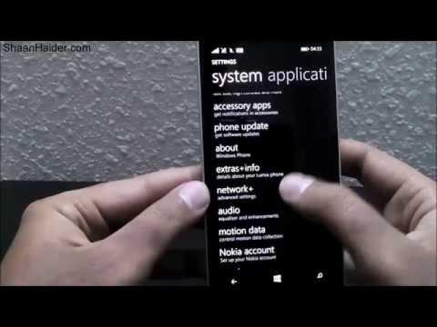 How to Update to Lumia Denim on Windows Phone