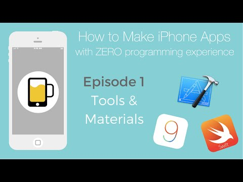 How to Make Apps for iPhone | What you need to make iOS Apps - Ep1