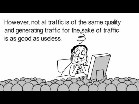 How to find the best website traffic companies