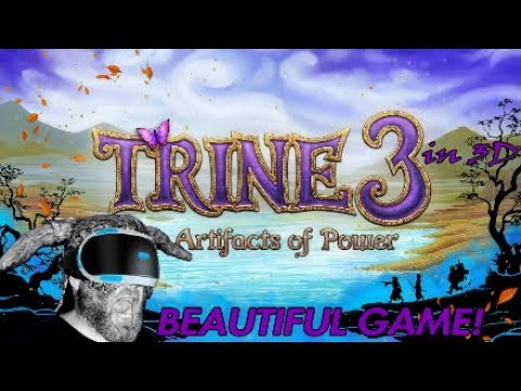 TRINE 3® Artifacts of Power (in 3D)