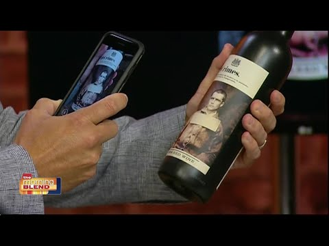 19 Crimes Wine uses augmented reality app