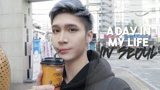 A Day In My Life in Seoul - Edward Avila