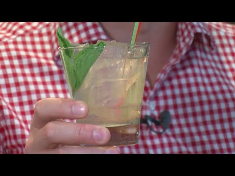 Mike's Mix: Mill City Bootleg Cocktail