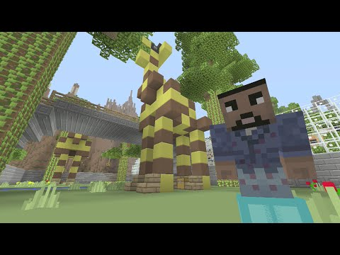 Minecraft (Xbox 360) - The Zoo - Hunger Games