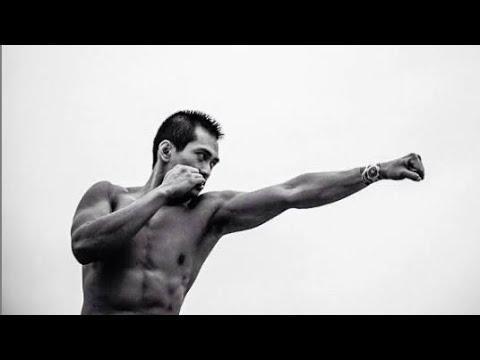 Minimalist Boxing Training