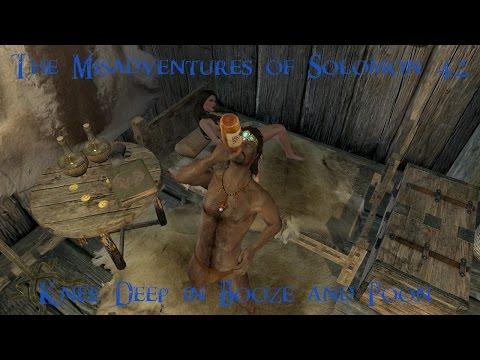 Xxx Mp4 The Misadventures Of Solomon In Skyrim Episode 42 Let 39 S Play 3gp Sex