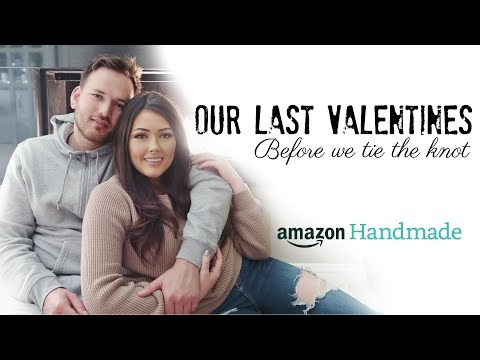OUR LAST VALENTINES DAY BEFORE WE BECOME MR & MRS |  AD
