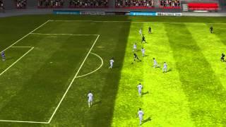 FIFA 14 Android - Real Mallorca VS Real Madrid