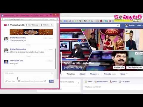 How to Seperate Facebook Chat Window?
