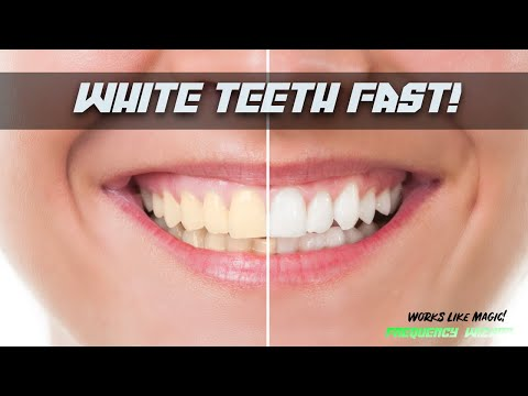 Get Whiter Teeth Fast! Subliminals Frequencies Hypnosis Spell