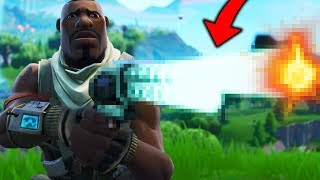 this weapon is BANNED in fortnite