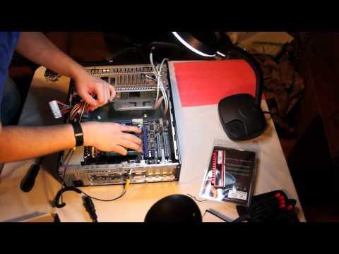 APEX DM-387 HTPC case review - home theater PC case