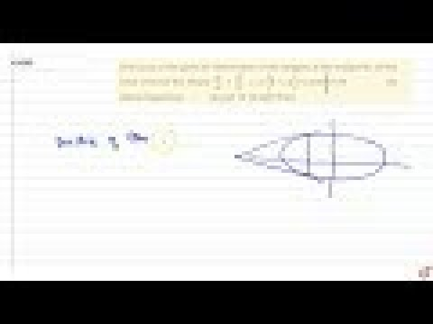 The locus of the point of intersection of the tangent at the endpoints    of the focal chord of ...