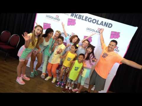 KIDZ BOP Weekend Rocks LEGOLAND Florida Resort