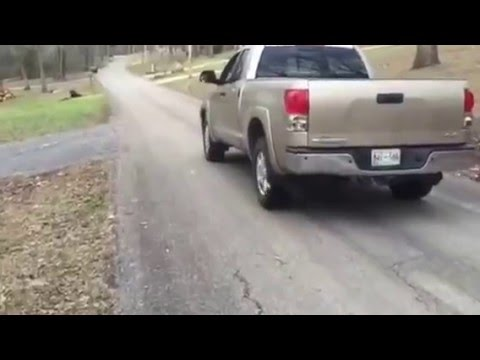 186 48 97 029, 2007 Tundra 4WD Video   Wrong Rear Axle Ratio