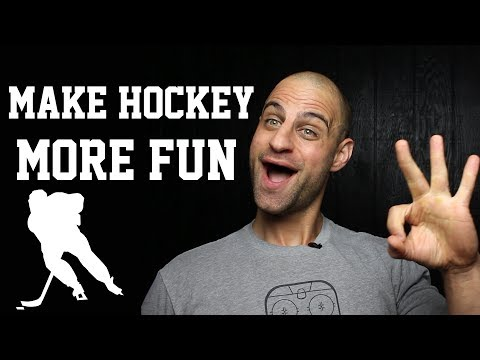 3 Ways to Make Hockey More FUN!