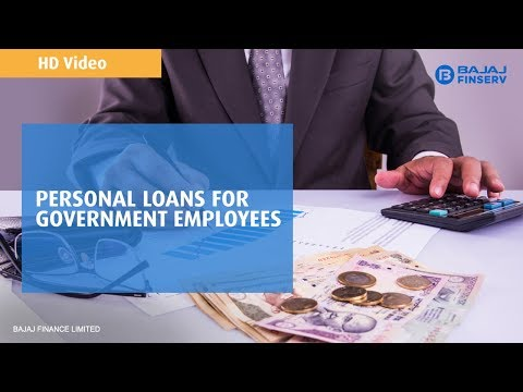 Personal Loan for Government Employees   Attractive  Interest Rate   Bajaj Finserv