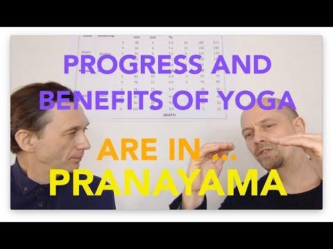 Get Main Benefits from Yoga with Steady Progress in ... Pranayama [Key Yoga Breathing Exercise]