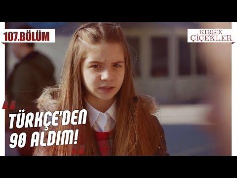 Büşranın Okul Hayatı Kırgın çiçekler 107bölümrummi Videostube