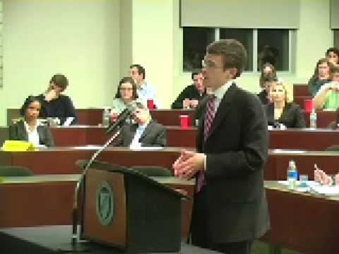 Vanderbilt University Law School 2009 Moot Court Competition