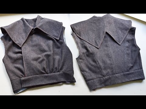 Making a 1920's Inspired Coat, Part One