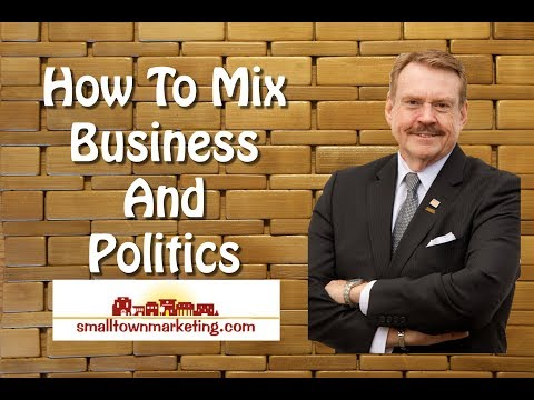 [Podcast] How To Mix Business & Politics For Fun And Profit