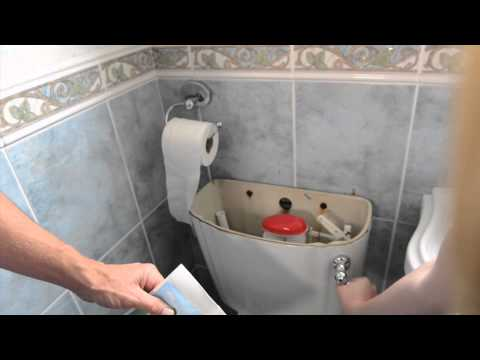 Yorkshire Water - How to Fit a Flushsaver