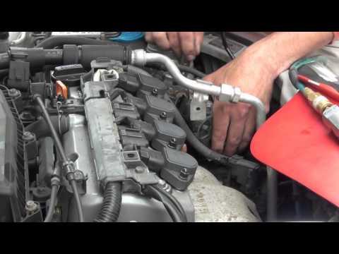 D.I.Y Timing Belt Service 1.7 2003 Honda Civic SOHC