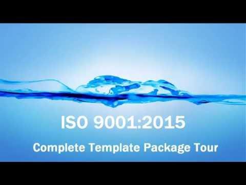 ISO 9001 Procedure Templates