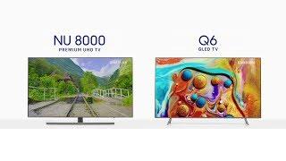 Download Samsung | NU8000 Premium UHD TV ve Q6 QLED TV Kıyaslama Video