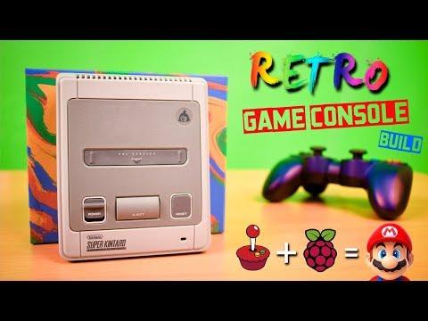 How to make a Retro Game Console - Install Retropie on Raspberry Pi 3 B+ (New Tutorial)