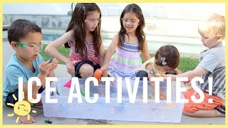 Download PLAY | 3 Awesome Ice Activities, Pt. 2! Video